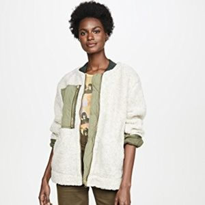 Free People | Rivington Sherpa Jacket / Size: M